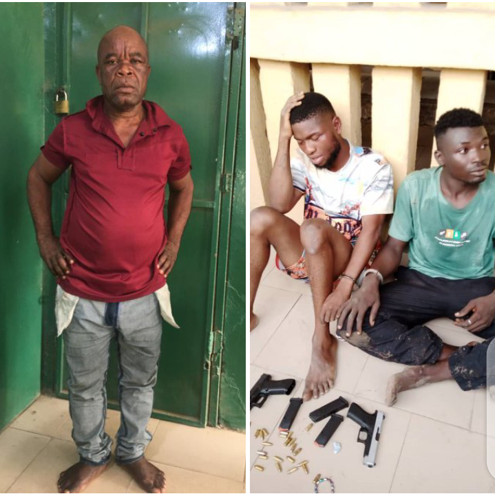 Poultry Farm Kidnappers Apprehended In Oyo – Police Command