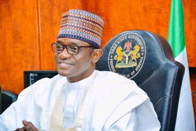 Governor Buni commend Federal Government on proposed Yobe Rail-way