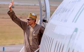 President Buhari proceeds to London, for a routine medical check-up