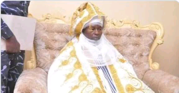 Gombe State government appointed Malam Danladi Sanusi-Maiyamba as the 16th Mai Tangle