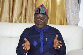 Governor Ortom calls for collectivity in the fight against insecurity