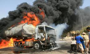 Kwara State Government commenced disbursement of over N31million compensation  victims of fuel tanker accident in Jebba