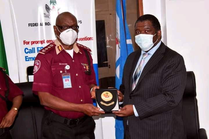NAMIBIAN HIGH COMMISSIONER SEEKS FRSC COOPERATION AS OYEYEMI VOWS TO END ASSAULT ON OPERATIVES