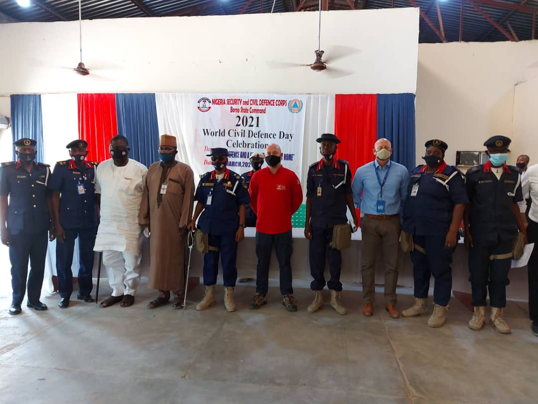 NSCDC create special unit for protection of critical national asset in the northeast