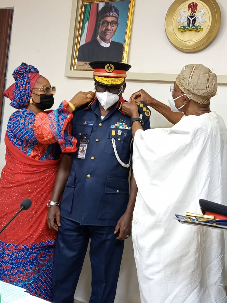 FG directed  NSCDC to establish Safe School Initiative to protect all schools