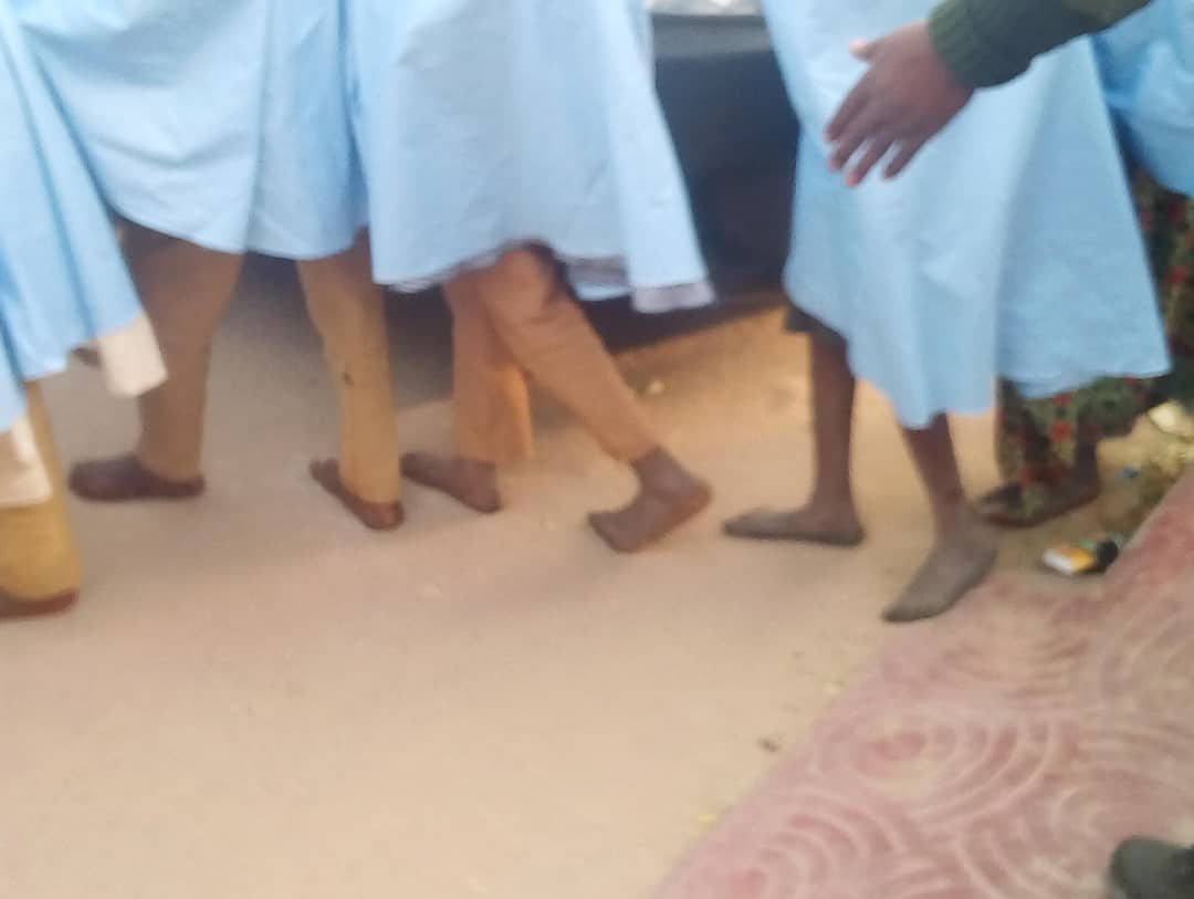MEDICAL ATTENTION IS GIVEN TO STUDENTS OF GGSSS JANGEBE