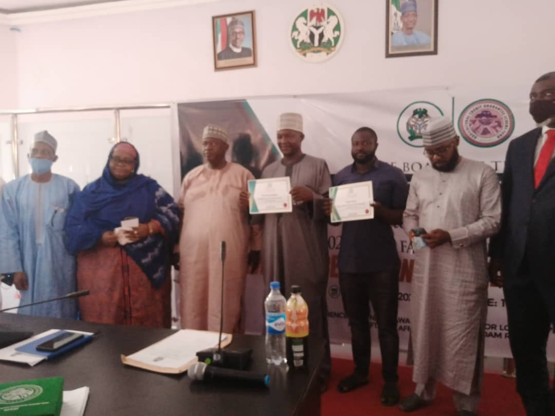 Nasarawa State Government called on CBN to entrench stronger synergy with small scale farmers in the country