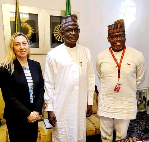 Yobe state Government to enhance Partnership with Mercy Corps