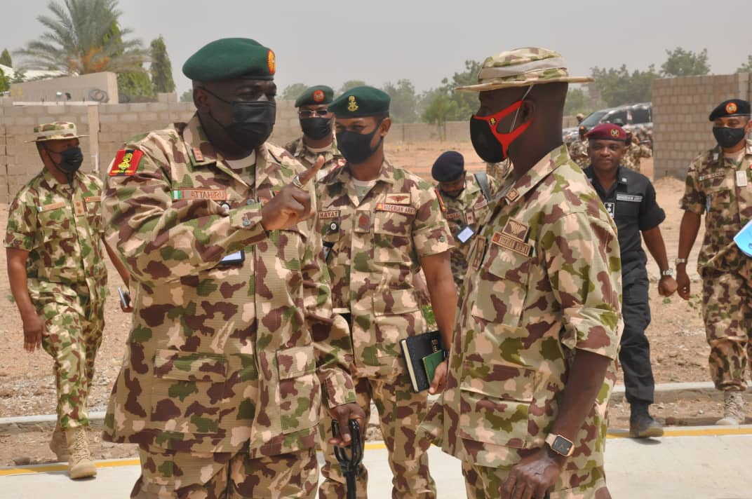BOKO HARAM: COAS COMMEND TROOPS OF SECTOR 2 FOR DISLODGING TERRORISTS IN TIMBUKTU TRIANGLE