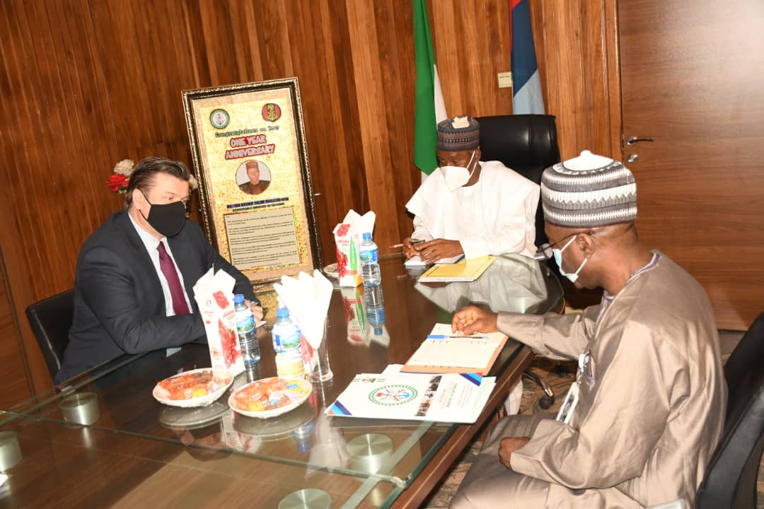 NIGERIAN MILITARY IS DEPLOYING NEW OPERATIONAL TACTICS TO END VIOLENT EXTREMISM – DEFENCE MINISTER, MAGASHI