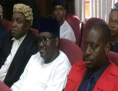 Court trial of a former Chairman of the defunct Pension Reforms Task Team, Abdulrasheed Maina