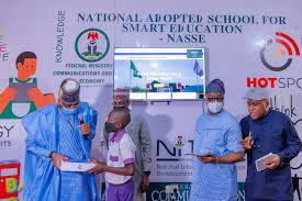 FG launches the National Adopted School for Smart Education, NASSE