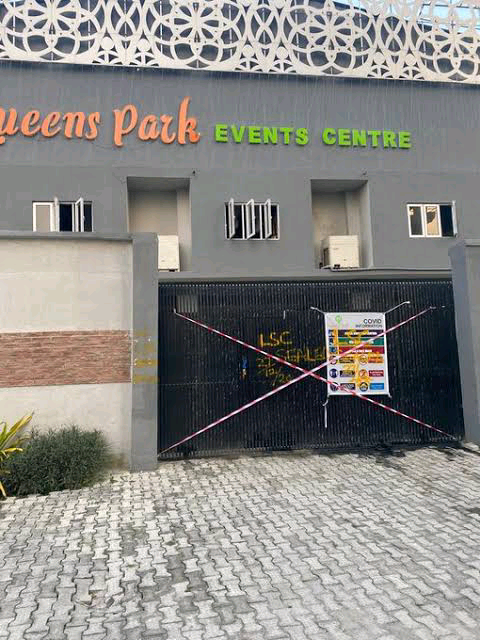 LASG seals over 400 clubs/event centres for contravening covid-19 safety protocols