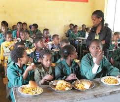 FG says it will ensure total coverage of the national home grown school feeding progmme in all States