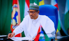 Buhari signs commitment to end violence against Children