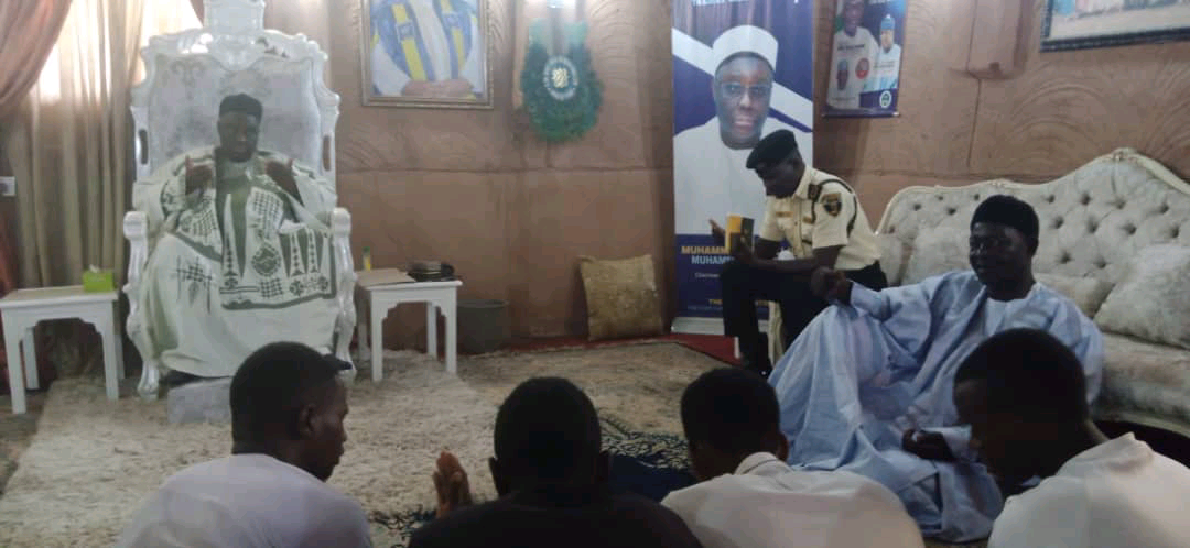 Emir of Fika admonished Tricycle riders to obey road traffic rules