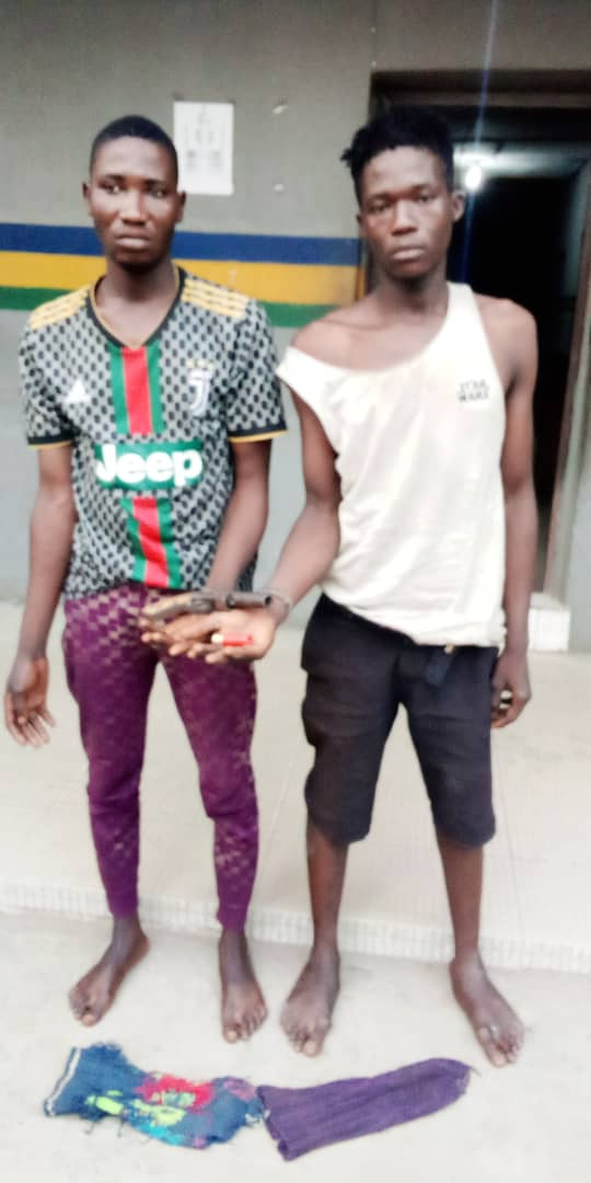 Syndicate Specializes In Vandalizing Nigerian Railway Corporation Property Others Arrested