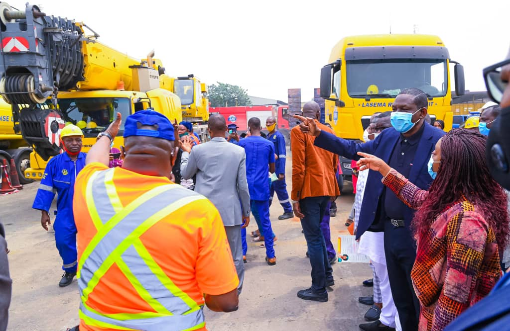 LASEMA Braces Up for Efficient Rescue Operations as Lagos Records 300 Fuel Tanker Accidents in 2020