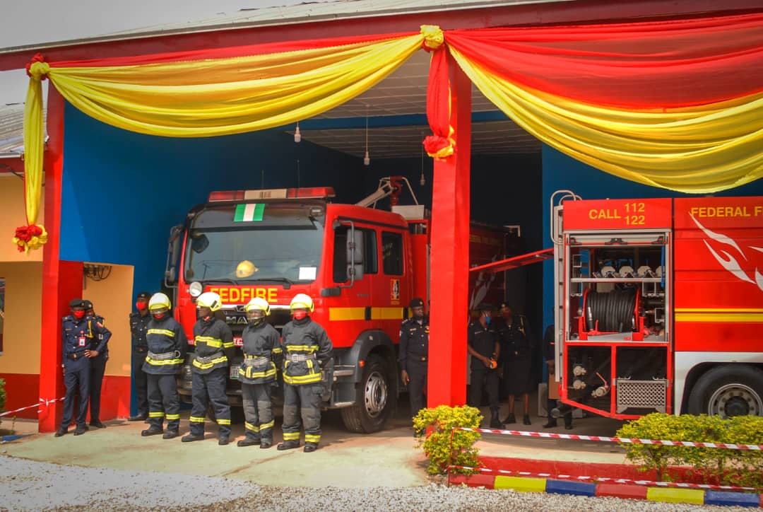 Federal Fire Service purchase 89 modern fire vehicles