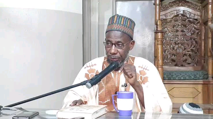 The Chief Imam of Zeenatul Muslimina Society of Nigeria in Niger state attributes the current security challenges to lack of strict adherence to rules and regulations of Allah by Nigerians