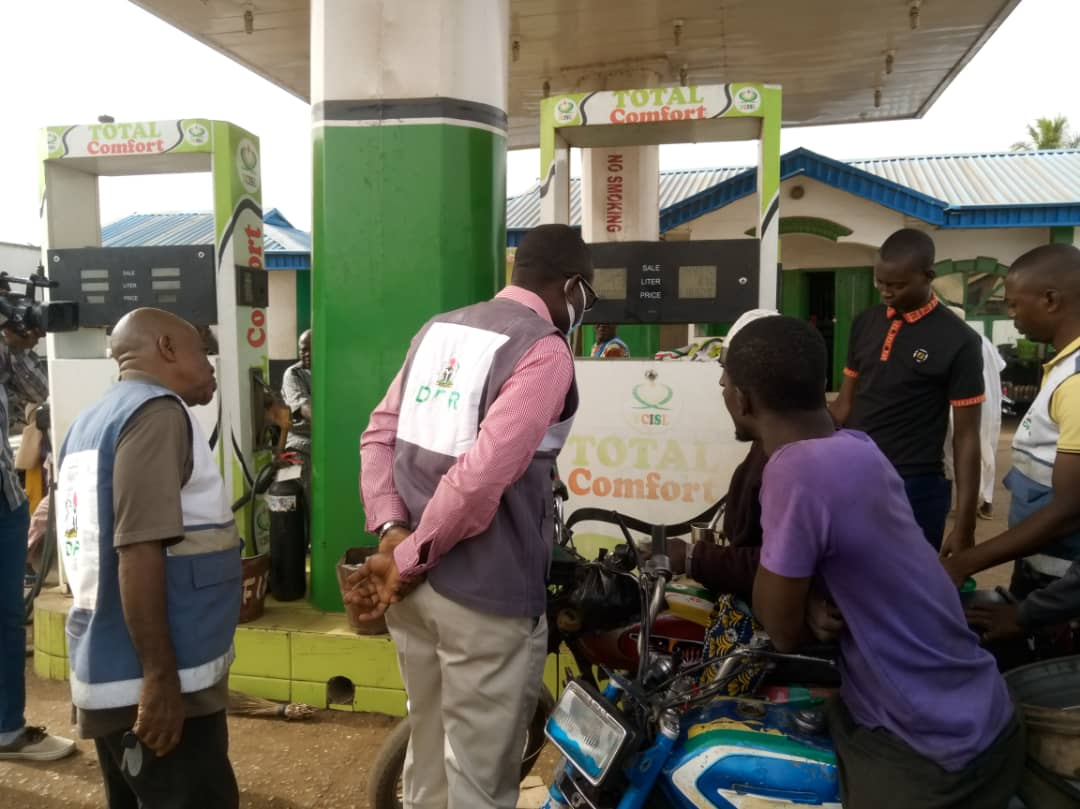 DPR had sealed up five filling stations in Kwara state for over-pricing