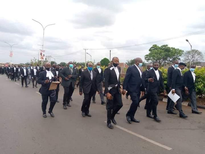 Legal practitioners in Anambra state expresses worry over rising cases of insecurity in the area