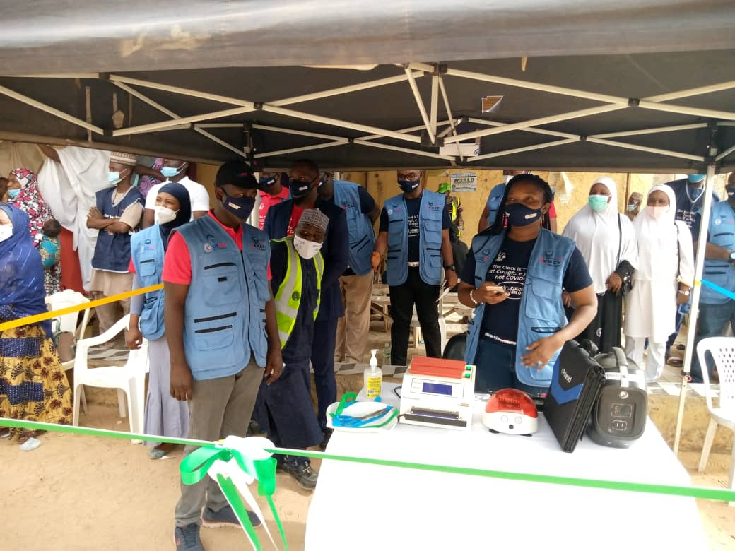 World TB Day :KNSG commences free screening and treatment of TB patients