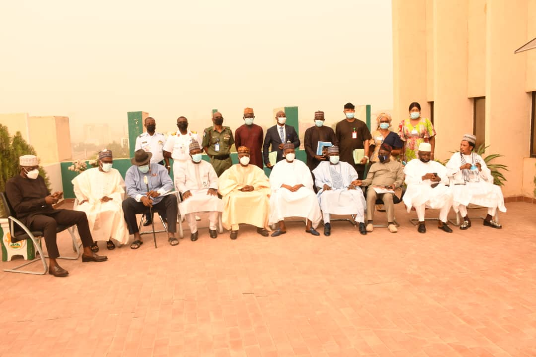 MAGASHI LAUDS SENATE COMMITTEE ON DEFENCE FOR COMMITMENT TO NATIONAL SECURITY