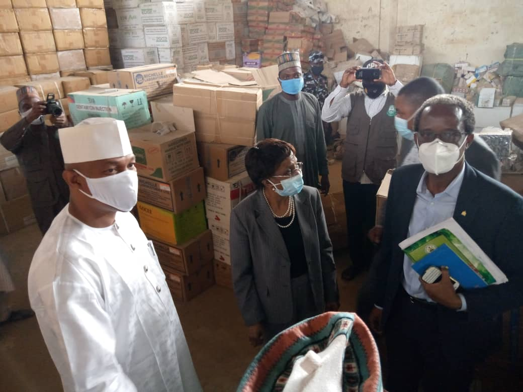 Fake and Counterfeit Drugs have no Hiding Place in Nigeria – DG NAFDAC
