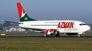 The Nigerian Civil Aviation Authority suspense operations of Boeing 737 Aircraft in the Fleet of Azman Air Services Limited