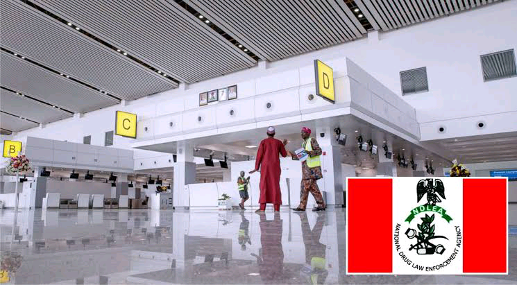 Airports Drug trafficking: Traffickers becoming more creative in their attempt not to get caught by security officers