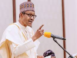 President Buhari condemnes the attempted coup in Niger Republic