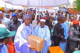 VSF present livelihood support to families of 61 deceased traditional rulers in Borno state