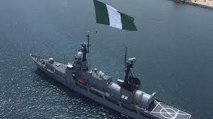 Nigerian Navy to rid the nation's maritime space of all illegalities