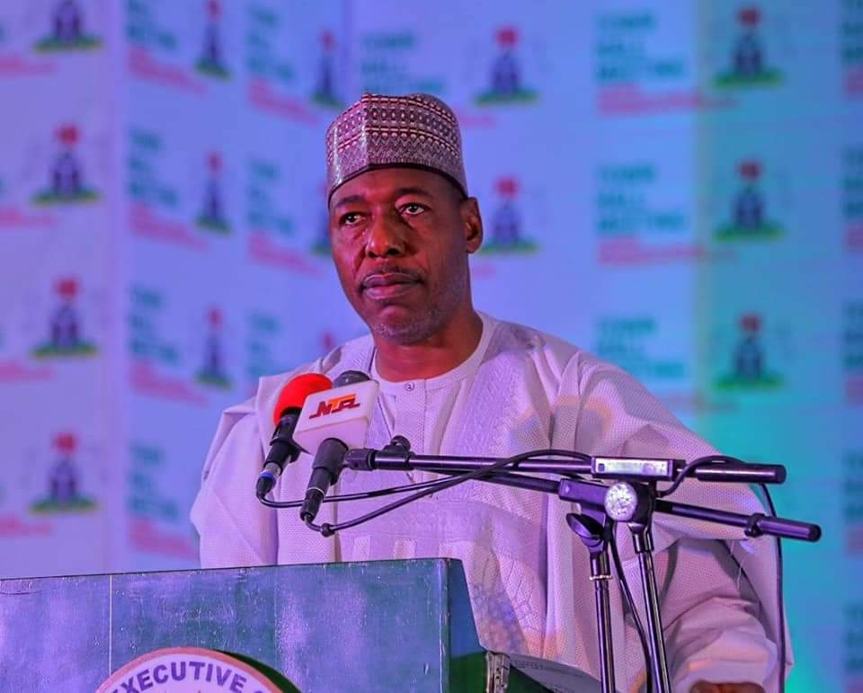 ZULUM CALLS FOR DEPLOYMENT OF TECH TO PROTECT INFRASTRUCTURE